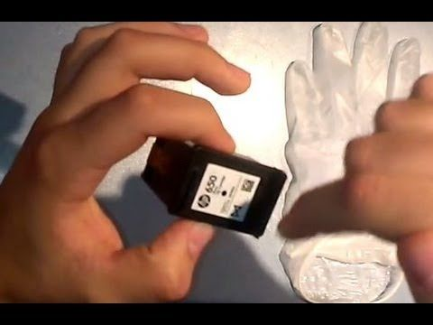 HP Deskjet 2515, Black Ink Cartridge 650 Refill