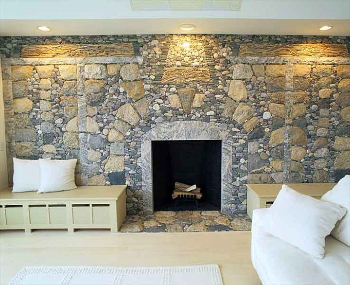 63 Best Fireplaces Images On Pinterest For The Home Bonfire Pits And Campfires