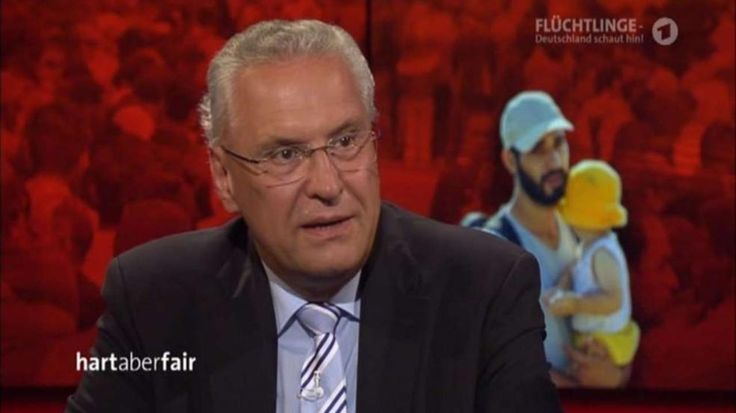 Eklat bei Plasberg: Bayerns Innenminister Joachim Herrmann nennt Roberto Blanco einen Neger