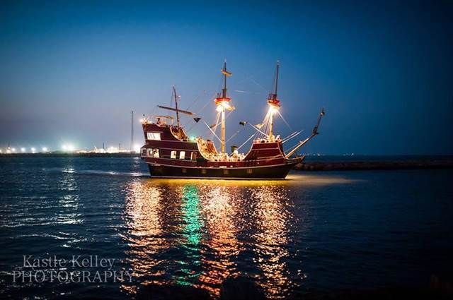 Red Dragon Pirate Cruise, Corpus Christi, Texas