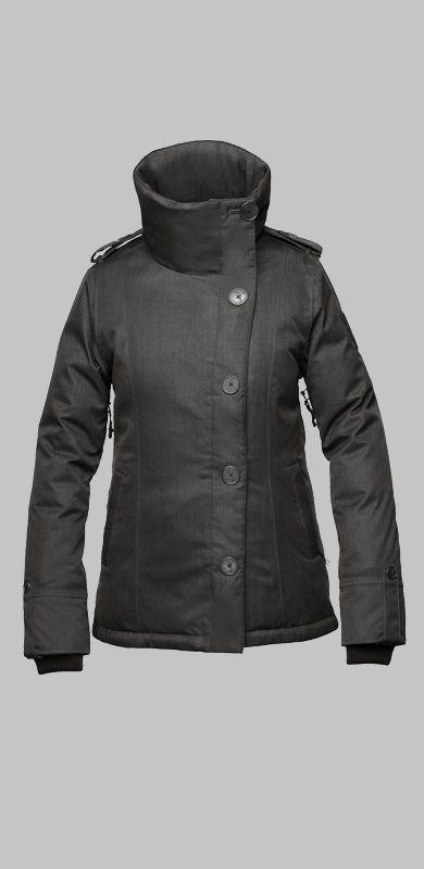 Women's Miriam jacket by Nobis.  www.explorewildmountain.com