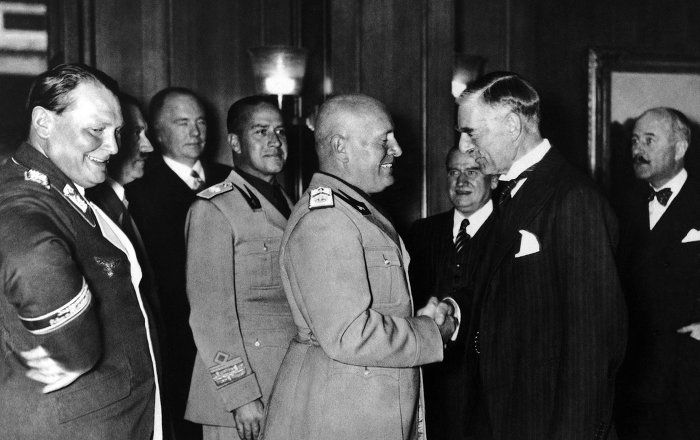 The Munich Agreement: West's Political Conspiracy Against Stalin?