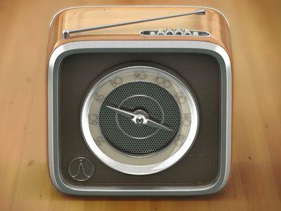 Radio Icon Small by Michal Nárovec