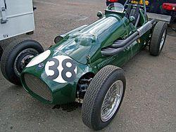HWM [Hersham and Walton Motors]- Formula 2