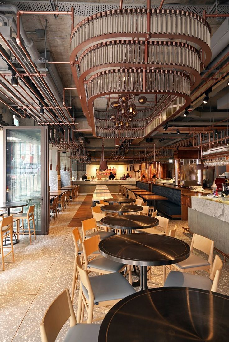 Kokaistudios has completed the interior design of Ciao Chow, an innovative Italian Cafeteria in Lan Kwai Fong Group's California Tower in Central, a destination quickly becoming Hong Kong's hottest dining hub. The restaurant is...
