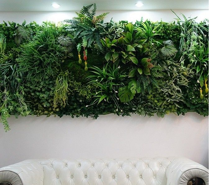 We Produce Artificial Vertical Garden And Artificial Green Wall For All  Interior And Exterior Application,factory Direct.