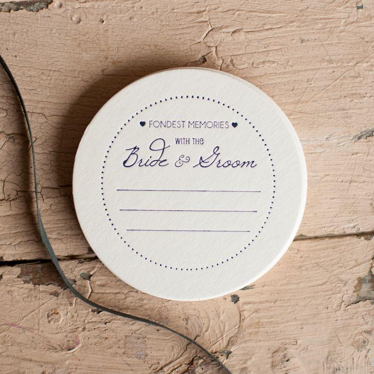 17 Best ideas about Wedding Coasters on Pinterest | Food wedding ...