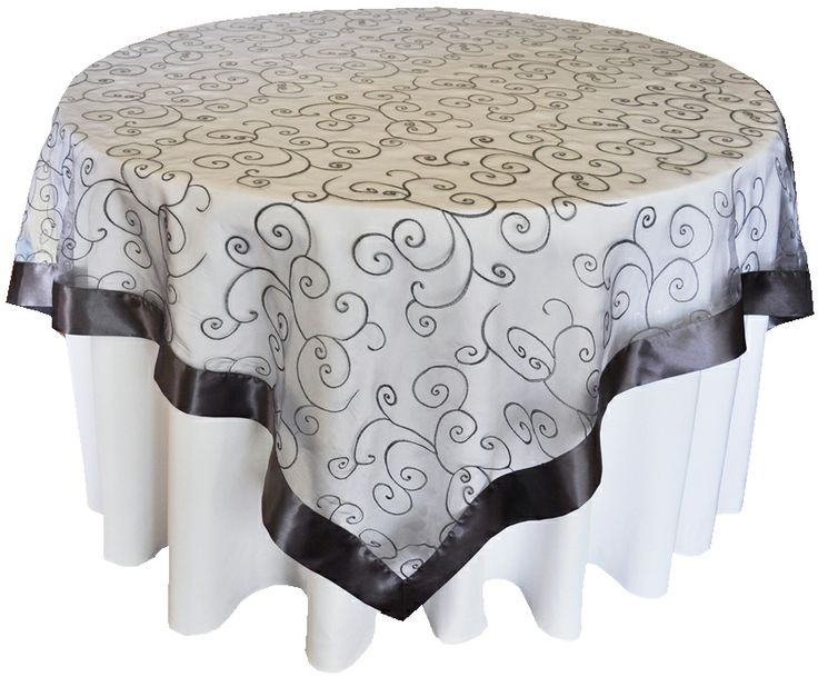 Superior Pewter Wedding Linens Direct