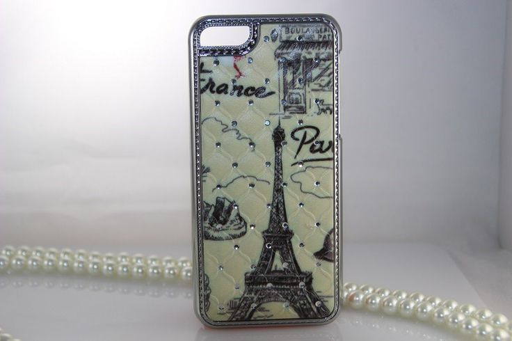 iPhone 5c hard case with strass