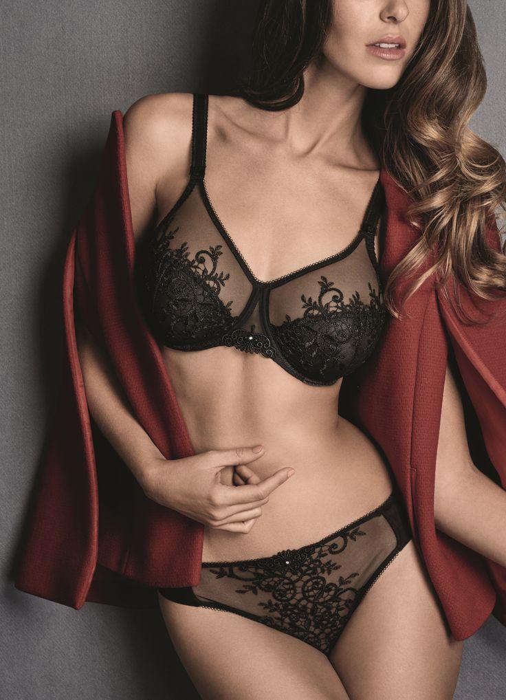 Shop Empreinte Apolline online bij lingerie Marie - winter collectie 2016. Empreinte lingerie.