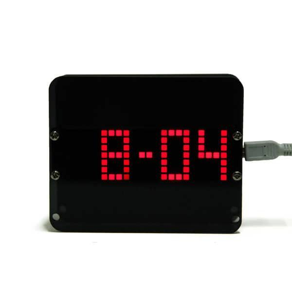 Geekcreit® DIY C51 DS3231 Gravity Sensor LED Digital Phantom Desktop Clock Kit  Worldwide delivery. Original best quality product for 70% of it's real price. Buying this product is extra profitable, because we have good production source. 1 day products dispatch from warehouse. Fast & ...
