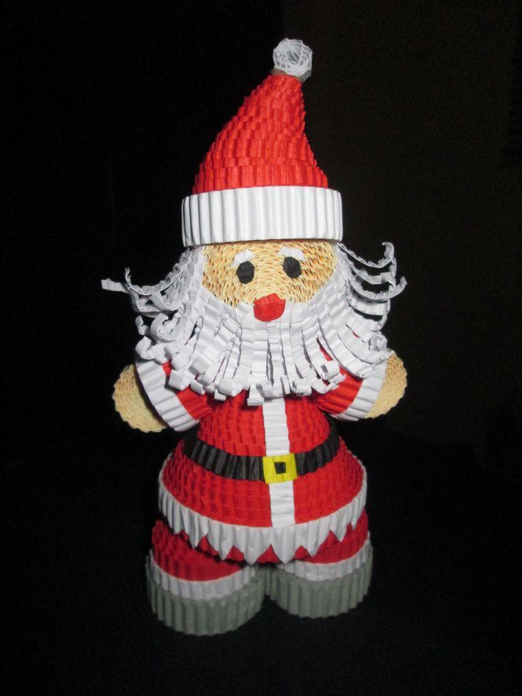 #SantaClaus #happyholidays #kokoru #papercraft #kokorupaper