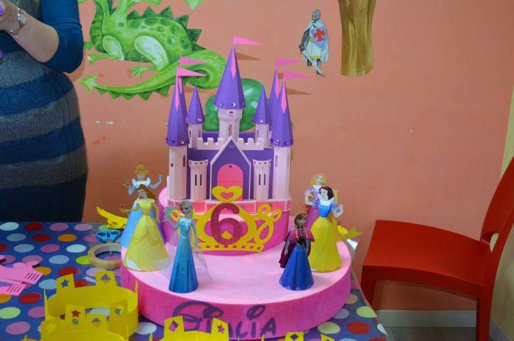 castello delle principesse disney | Principesse disney ...
