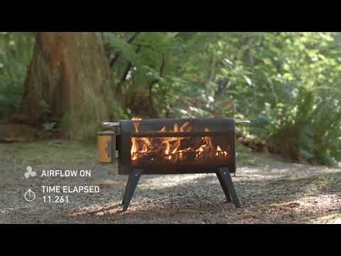 [PREORDER] BioLite FirePit | See Fire, Not Smoke
