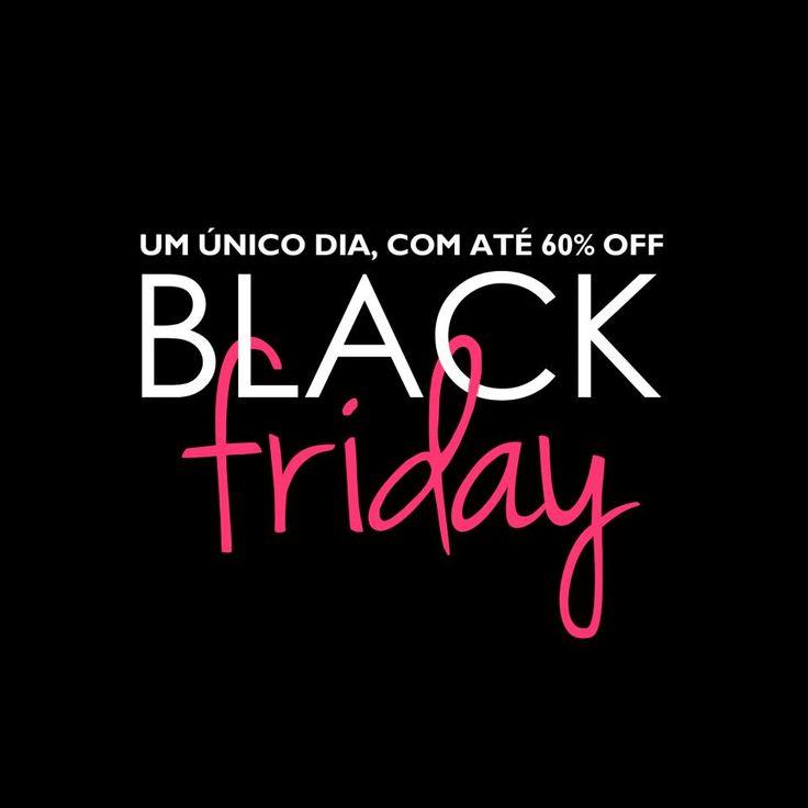 Hoje é dia de Black Friday! - fofissimas