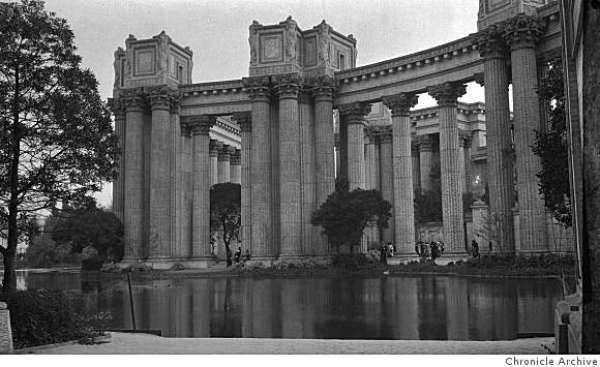 In 1915, only nine years after San Francisco was nearly destroyed in a huge earthquake and fire, the city staged a world's fair called the Panama-Pacific International Exposition…