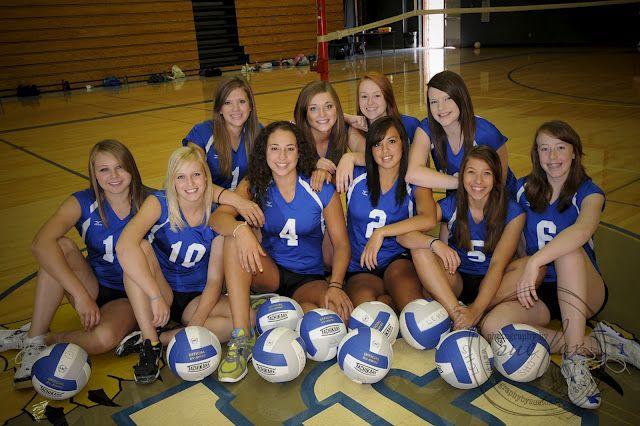 Cute team picture.