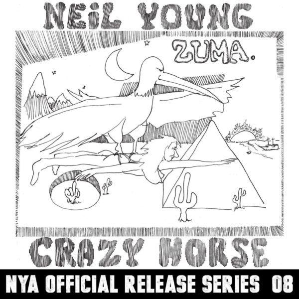 Neil Young - Zuma -  FLAC 192kHz/24bit