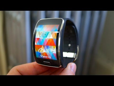 Samsung Gear S Review: More Smartphone than Smartwatch - YouTube