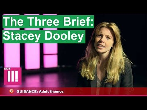Stacy Dooley: Sex in strange places - The 3 briefs YouTube 3 mins