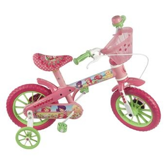 Bicicleta Aro 12 Moranguinho - Multibrink