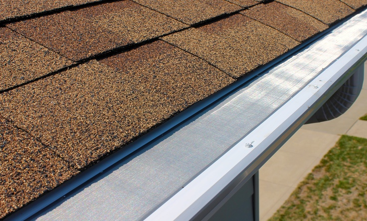 45 best leaffilter gutter guards images on pinterest gutter guards another shot of a recent leaf filter installation this customer was happy that the product solutioingenieria Choice Image