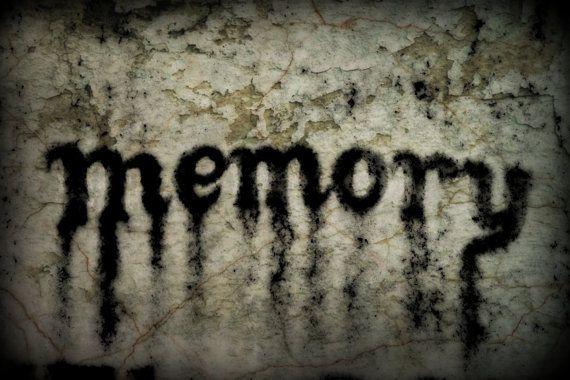 8x12 Memory, Cemetery Art, Halloween Photography, Gothic Photography, Treasury Item