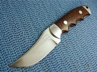 Custom made hunting knives for sale #6 Snakewood Skinner