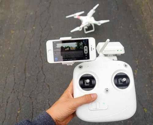 Phantom 2 drone