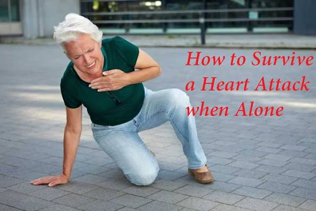 How to Survive a Heart Attack when Alone - Creative DIY Ideas