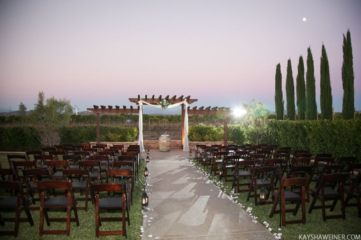 A bit more texture, but love this for the ceremony especially the lanterns -repinned from Los Angeles County, CA marriage officiant https://OfficiantGuy.com #losangelesofficiant #losangelesweddings