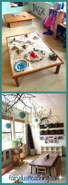 Reggio Classroom Decor Ideas ~ Best room arrangement images on pinterest classroom