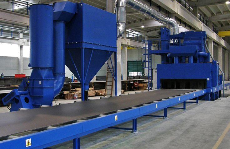 Lemezek tisztítására keres hatékony megoldást? Megtalálta! http://industry-t.com/product/gorgopalyas-szemcseszoro-berendezes/