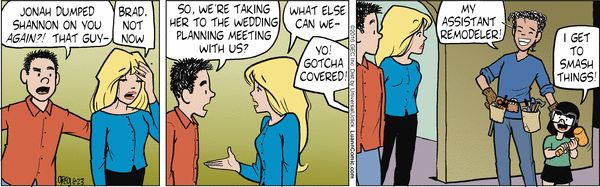 Luann Comic Strip, August 23, 2016     on GoComics.com