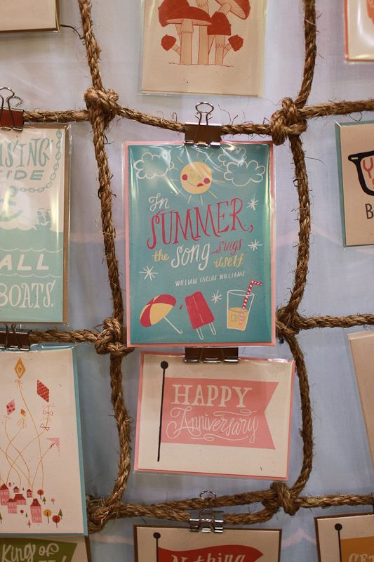 National Stationery Show 2012: This Paper Ship