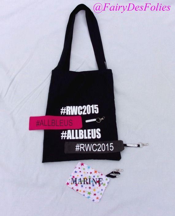 Coffret cadeau supporter de #rugby #rwc2015 #allbleus spécial coupe du monde