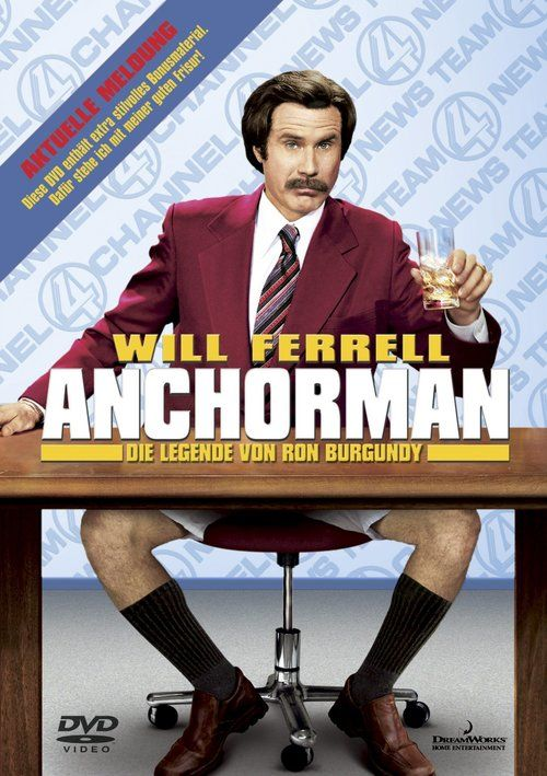 Watch->> Anchorman: The Legend of Ron Burgundy 2004 Full - Movie Online | Download Anchorman: The Legend of Ron Burgundy Full Movie free HD | stream Anchorman: The Legend of Ron Burgundy HD Online Movie Free | Download free English Anchorman: The Legend of Ron Burgundy 2004 Movie #movies #film #tvshow #moviehbsm