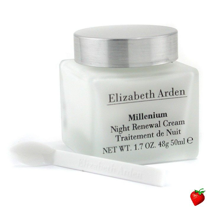 Elizabeth Arden Millenium Night Renewal Cream (Unboxed) 48g/1.7oz #Skincare #ElizabethArden #SpecialPurchase #Beauty #Women #StrawberryNET #FREEShipping #Hotbuy #Discount
