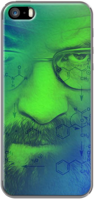 Breaking Bad By Scar Design for iPhone 5/5s