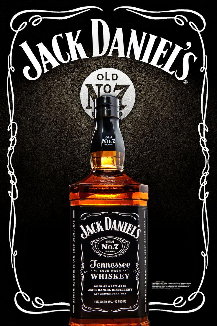 Jack Daniels Whiskey Ad