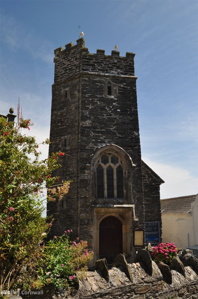 Chapel of St Just, Gorran Haven, Cornwall