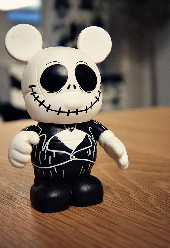 Vinylmation - Nightmare Before Christmas Edition by Tim Burton