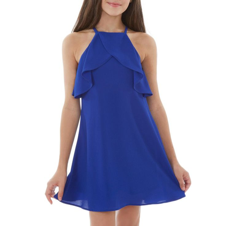 Sally Miller Spencer Dress in Royal