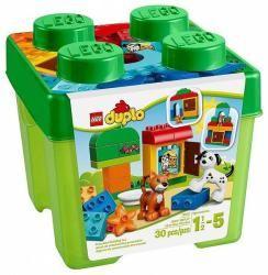 LEGO Duplo - Minden egy csomagban készlet (10570)