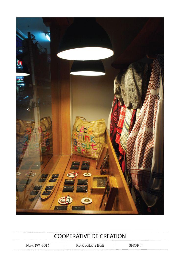 Cooperative de Creation / Shop II / Bali