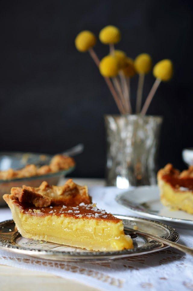 Salty Honey Pie {From The Four and Twenty Blackbirds Pie Book}