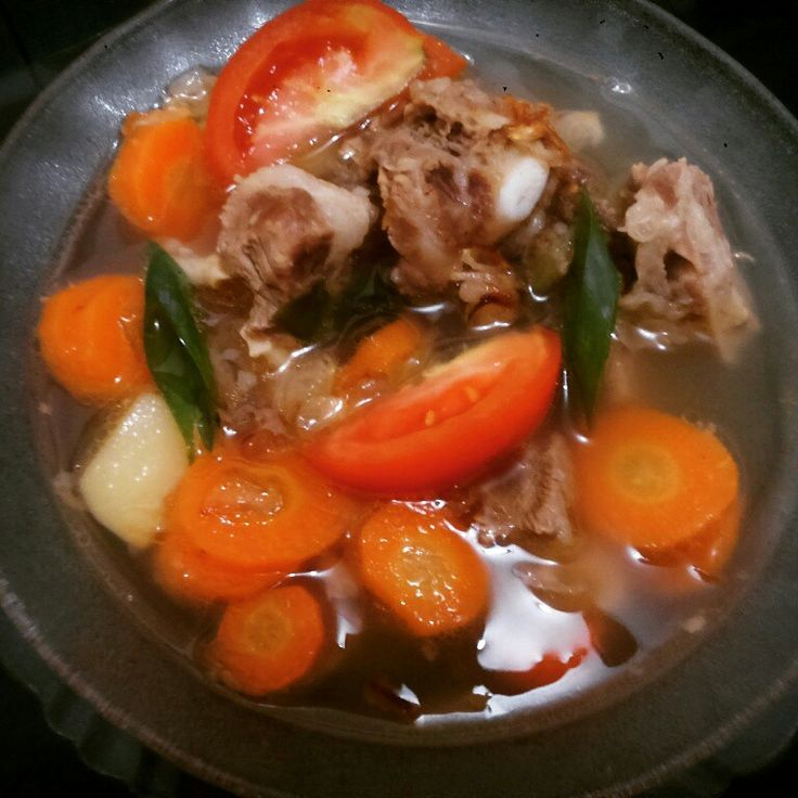 My Beef Ribs Soup!  :-)