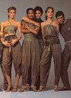1980s Drapey Pants Harem Style ( VIP Fashion Australia www.vipfashionaustralia.com - international clothes shop )