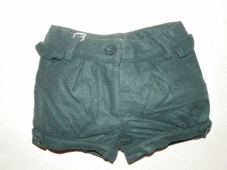 Short Verde (3 a 7 años) - Regalizzes.com