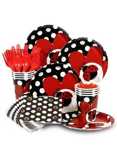 Ladybug Party Standard Kit Serves 8 Guests Costume SuperCenter,http://www.amazon.com/dp/B0091J2P7W/ref=cm_sw_r_pi_dp_.5z3sb122PQWSQEP